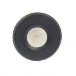 Starlight 3w LED, black, 4000k or 3000k, dimmable, 45mm face diameter, 40mm high, 30mm cut out