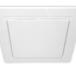 Airbus 200mm white square fascia, also available to suit Airbus 225 & 250