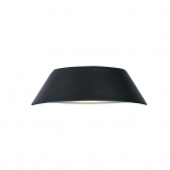 EX23, 9w LED 4000k 720 lumens, titanium colour, IP54, 169mm high x 236mm wide