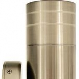 EX2, 2lt 5w GU10 led, 316 stainless steel exterior, available in bronze, titanium and black, IP65