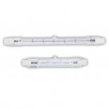 Linear Halogen, 78mm & 117mm, 60w, 100w, 150w & 300w