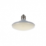 Pye LED, E27 18w, 3000k 1500 lumens, 5000k 1600 lumens, 140 degree beam angle-ideal for directional pendant lighting