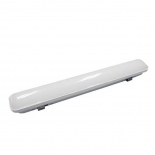 Marina, LED linear batten, IP65 weatherproof rating, 18w, 1600 lumens, 5000k, white/opal diffuser,  900mm long, also available in 36w 3250 lumens, 1200mm long