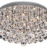 P225, 7lt ctc crystal light, 50cm diameter