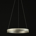 P323,  40w 4000k dimmable LED,  brushed aluminium metal ware, acrylic lens on side an base, 600mm wide, 900mm  cable