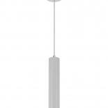 P160, 1 x 4w LED GU10, white, 60mm wide, 320mm high