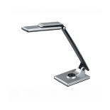 DL3, black/silver, 10w LED, 5000k, touch on/off & dimmer, 425mm high