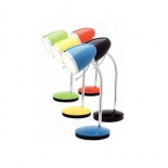 Sara 40w E27, available in black, blue, green, orange, pink, white, yellow, red and brushed chrome