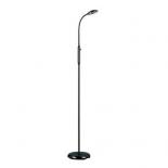 FL25, 6w LED 3000k, black, white or satin nickle finish, 1520mm high