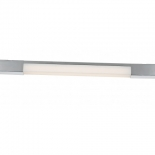 VL11, Vanity Light, chrome with frosted diffuser, available in 7w & 13w 3000k