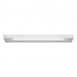 VL6, Vanity Light, brushed aluminium metal ware, frosted diffuser, available in 12w, 16w, & 20w LED